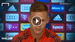 GFX Joshua Kimmich FC Bayern