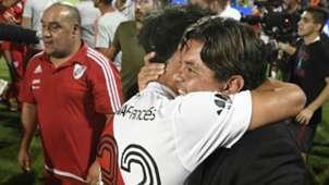 Marcelo Gallardo Ignacio Scocco River Plate Supercopa Argentina 14032018