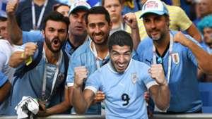 Luis Suarez cutout Uruguay Saudi Arabia World Cup 2018 200618