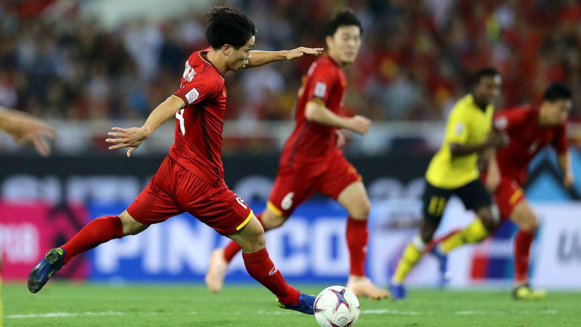 Nguyen Cong Phuong, Vietnam, 2018 AFF Suzuki Cup