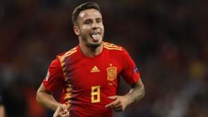 Saul Niguez Inglaterra España England Spain Nations League 08092018