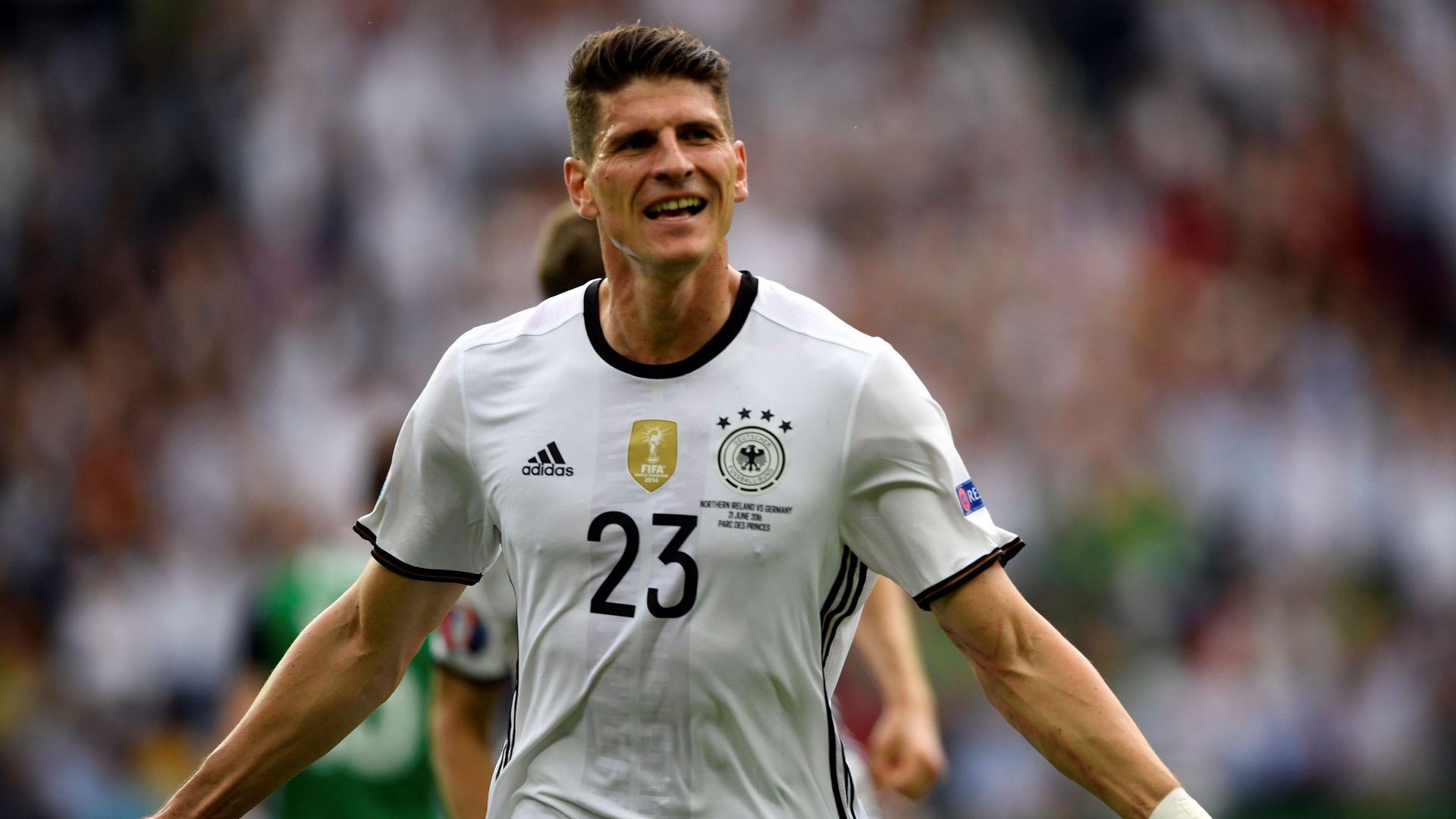 Mario Gomez International Retirement Stuttgart Striker Joins Mesut Ozil In Ruling Himself Out Of Future Consideration For Germany Goal Com