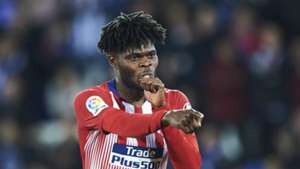 Partey hails Atletico Madrid after scoring dramatic winner to overpower Eibar