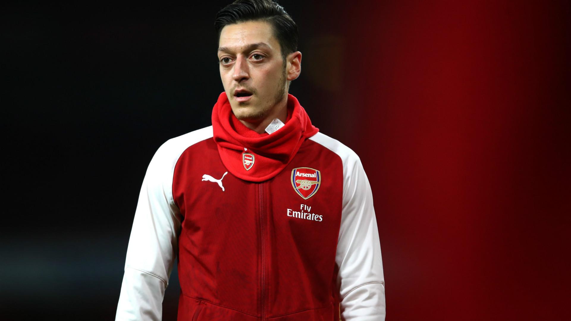 Mesut Özil FC Arsenal 24012018