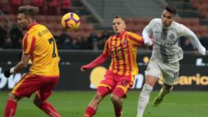 Lautaro Martinez Inter Benevento