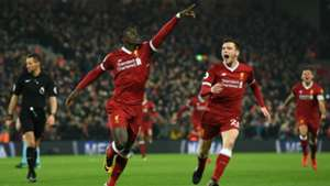 Sadio Mane Liverpool Manchester City | 29032018