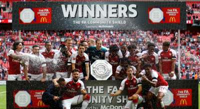 Arsenal Chelsea Community Shield
