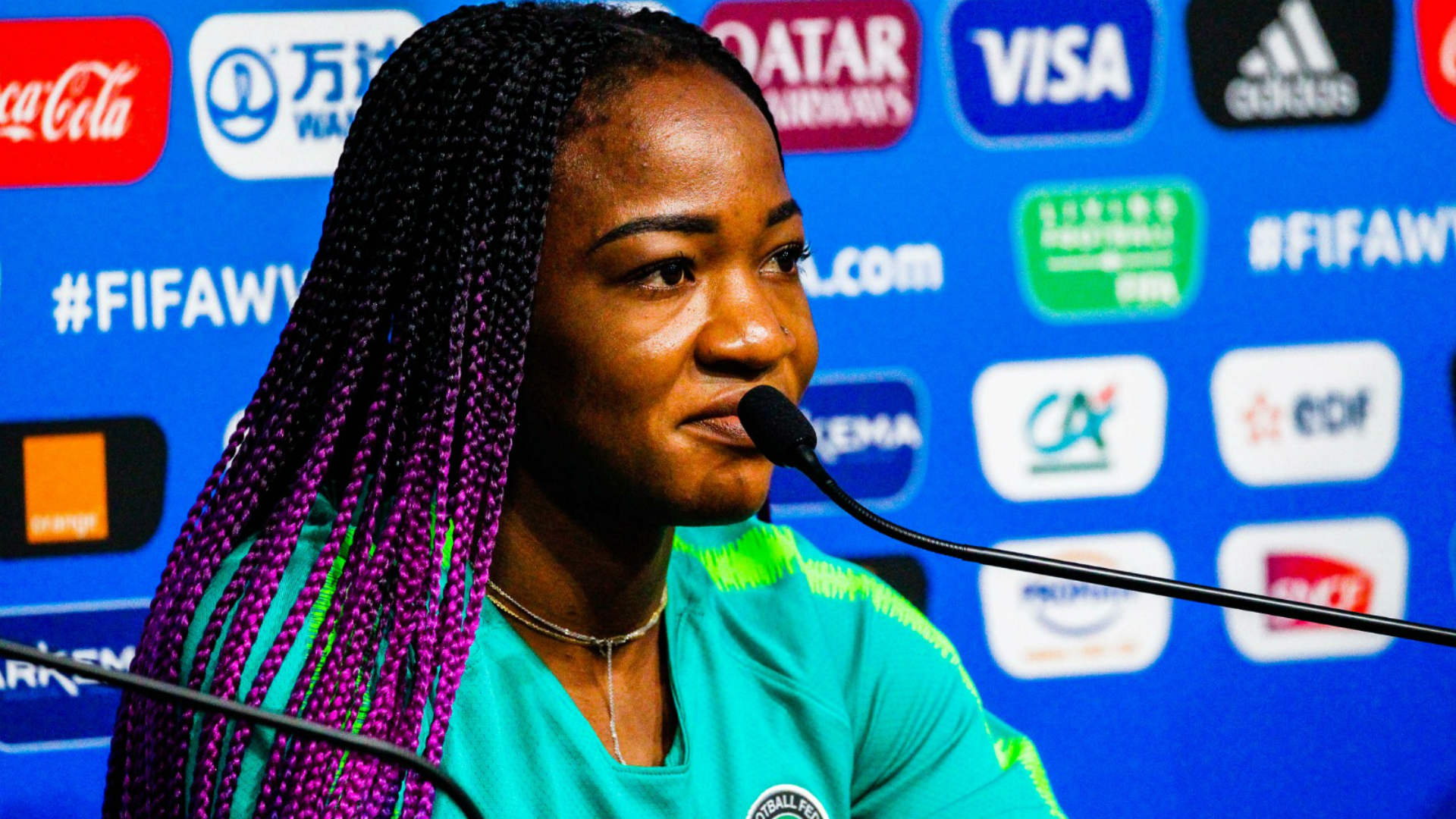 France snatch victory against Nigeria's Super Falcons