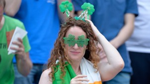 Ireland fan