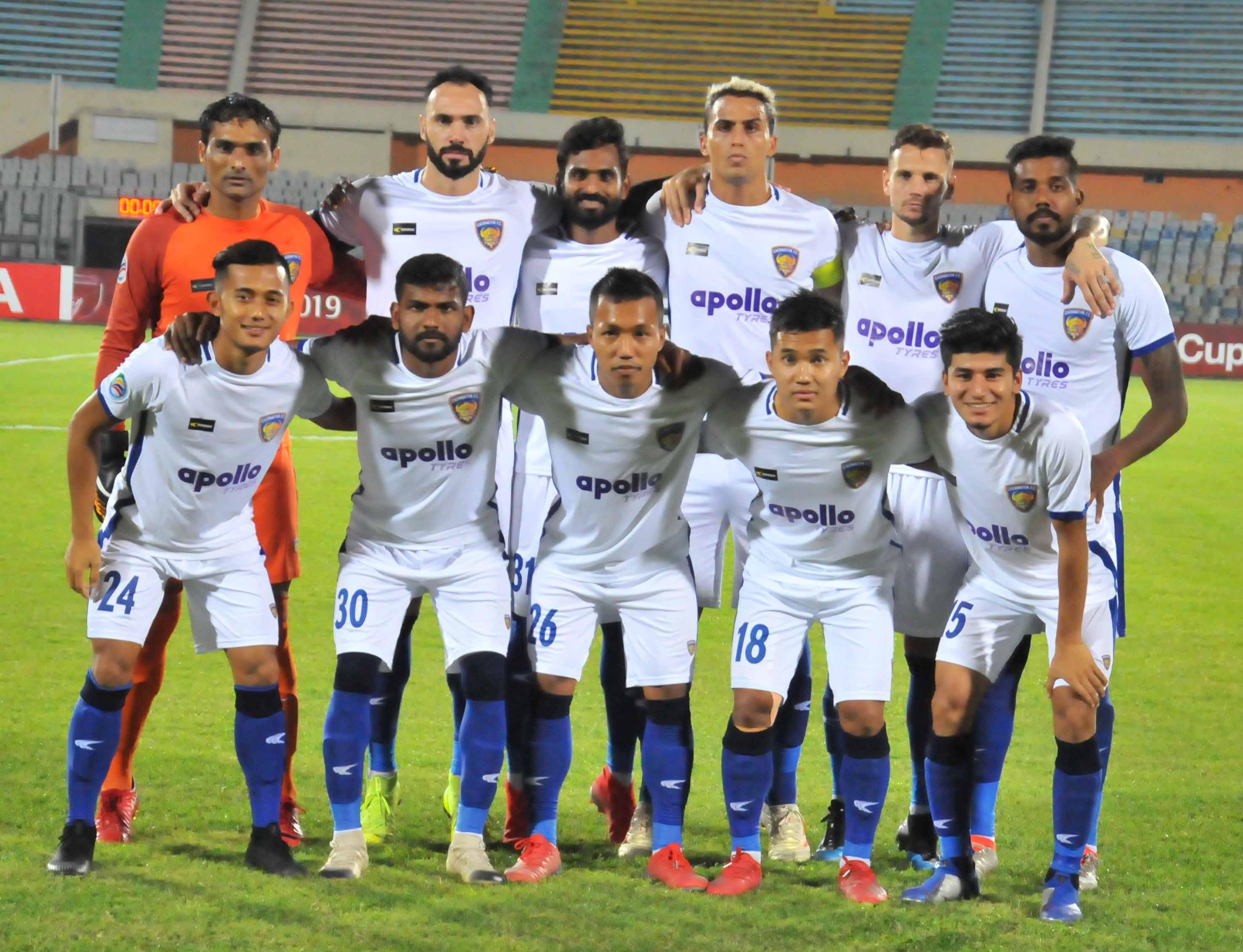 Dhaka Abahani Chennaiyin FC AFC Cup 2019