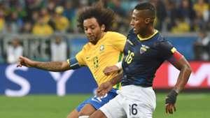 Antonio Valencia Marcelo Brazil Ecuador Eliminatorias 2018 31082017