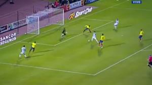 Messi Gol Argentina Ecuador Video