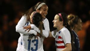 US Women's National team 2018