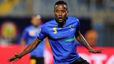 Kelvin Yondani of Tanzania during the Africa Cup of Nations 2019 Finals.
