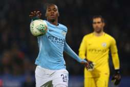 Tosin Adarabioyo Manchester City