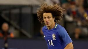 David Luiz Brasil Australia 2017