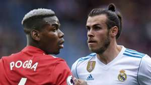 Paul Pogba Gareth Bale