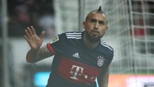 Eintracht Frankfurt FC Bayern München 20171209
