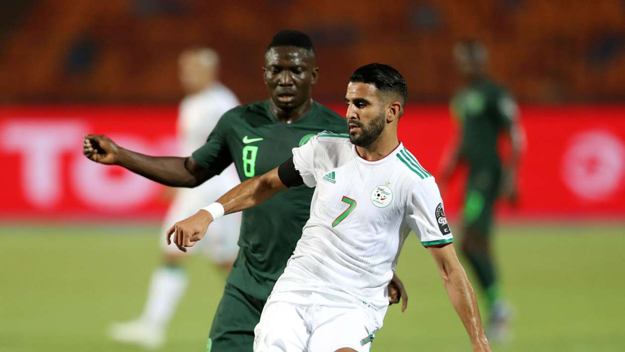 AFCON 2019 Report: Algeria 2-1 Nigeria - Riyad Mahrez fires Desert Foxes into Afcon 2019 final