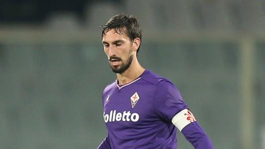 Davide Astori, Fiorentina, Serie A, 24092017