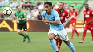 Daniel Arzani Melbourne City