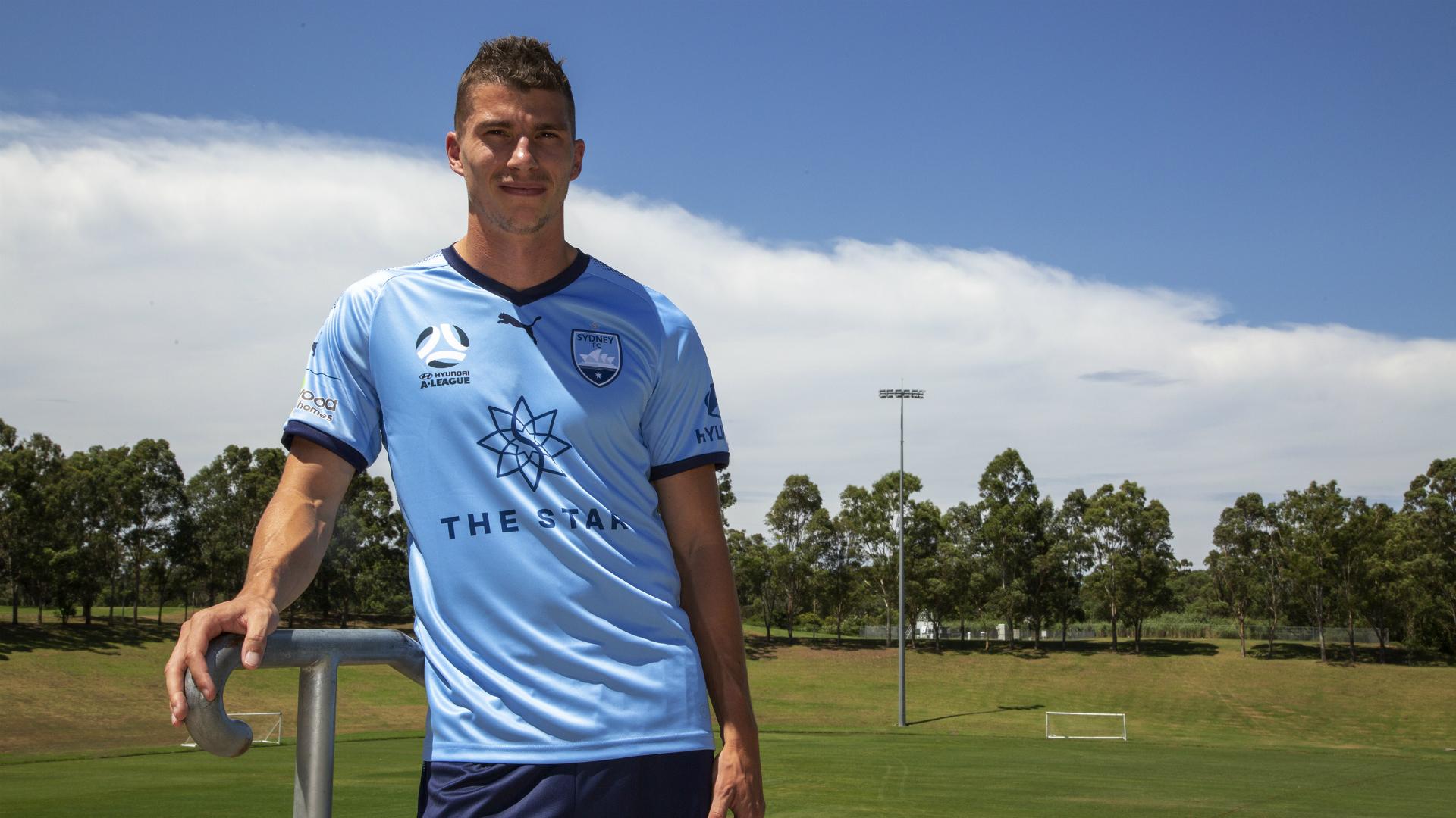 Mitch Austin Sydney FC