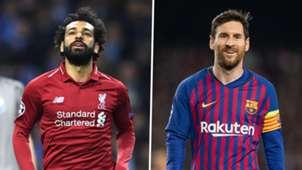 Salah Messi