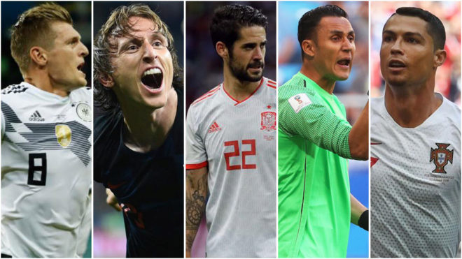 real madrid player world cup
