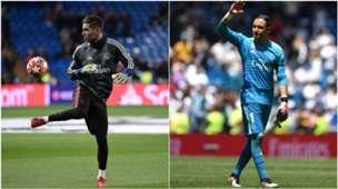 navas keylor luca zidane real madrid 2019 laliga primera division