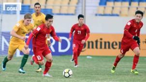 Công Phượng, U23 Việt Nam vs U23 Australia