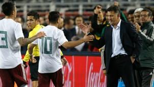 Juan Carlos Osorio Selección mexicana 270318