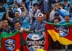 Grêmio se distancia do Corinthians e dispara na liderança de ranking de sócios-torcedores no Brasil. Confira o Top 15