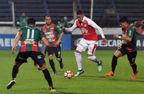Rampla Juniors - Santa Fe Copa Sudamericana