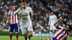 Cristiano Ronaldo Real Atletico 2016