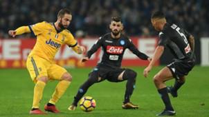 Napoli Juventus 01122017
