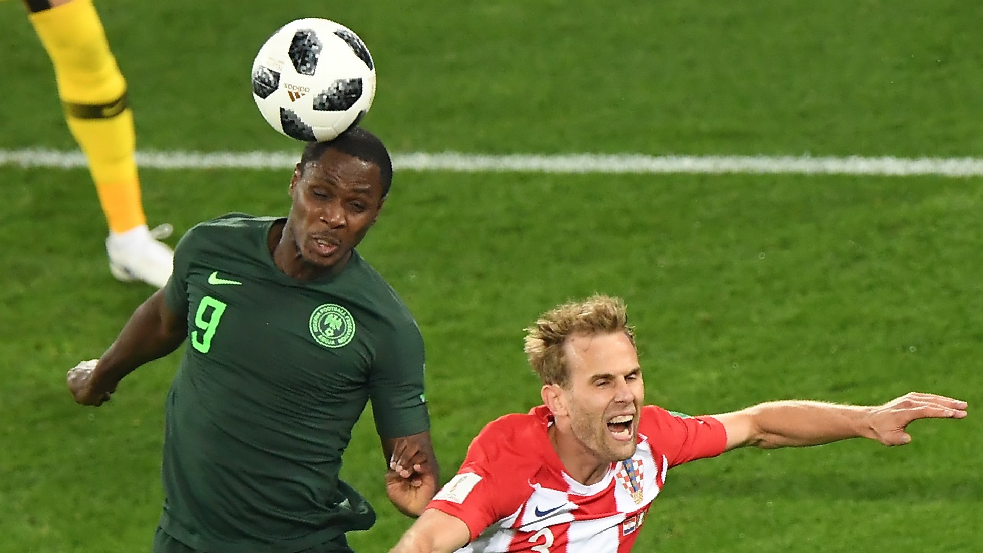 Wasiu Alalade Charges Nigeria To Perfect Scoring Act Before Iceland Clash |  Goal.com