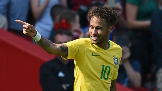 Neymar Brazil Croatia