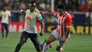 Edson Puch Necaxa Renato Ibarra America Liga MX Liguilla 12012016