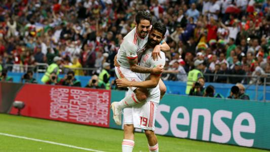 Spain Iran World Cup 2018