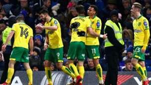 Jamal Lewis Norwich City Chelsea