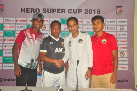 Shillong Lajong vs Mohun Bagan Super Cup 2018