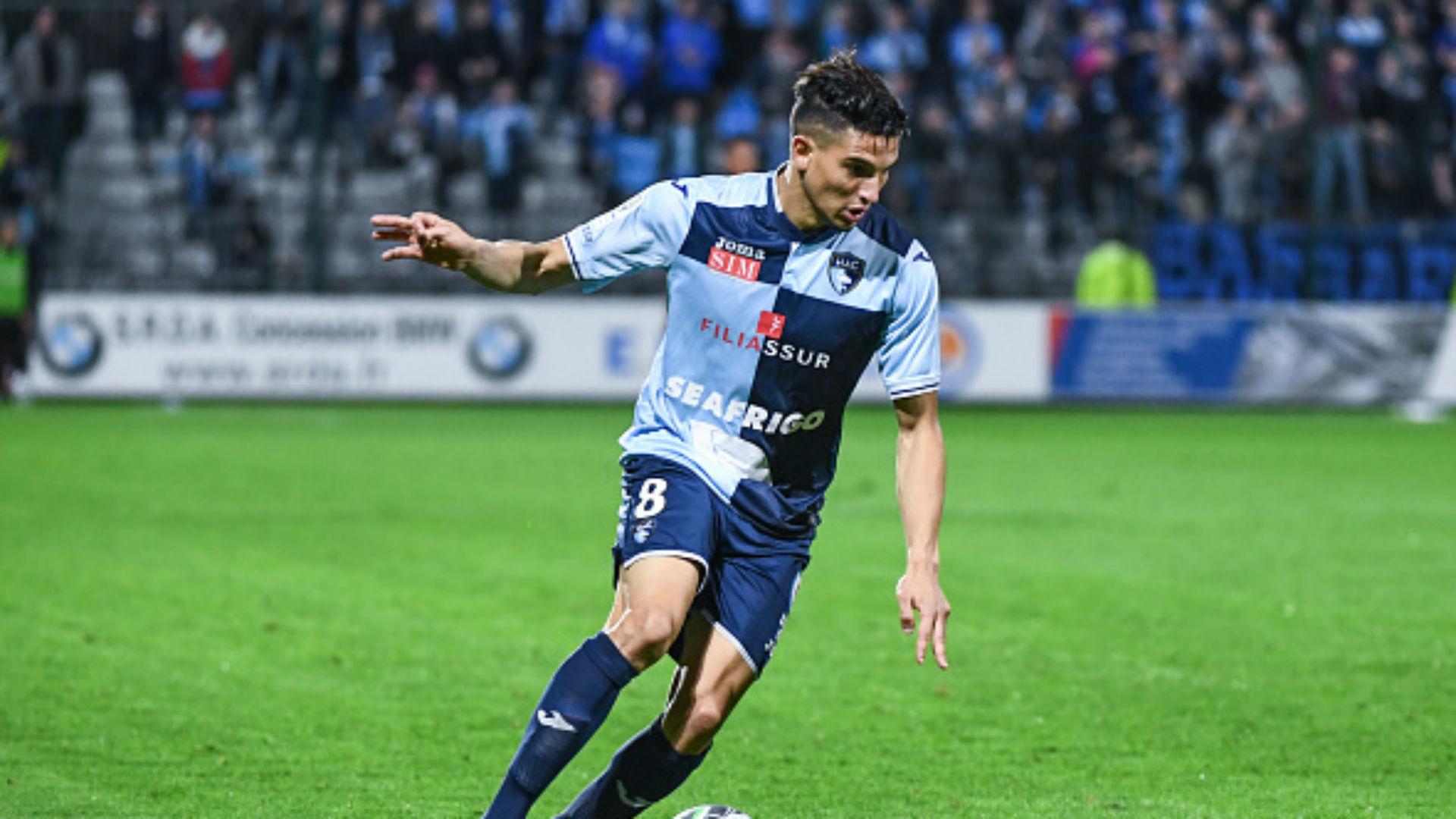 Zinedine Ferhat Ligue 2 Le Havre