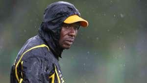 Tusker assistant coach Francis Baraza