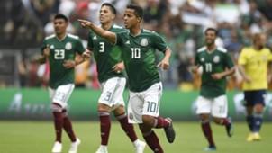 México Giovani dos Santos