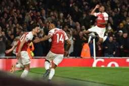 Mesut Özil & Pierre-Emerick Aubameyang : Arsenal 2018