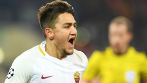 Cengiz Under Shakhtar Roma Champions League
