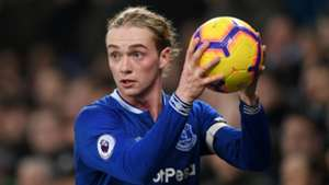 Tom Davies Everton 2018-19