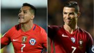 Alexis - Cristiano Ronaldo