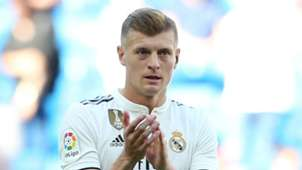 Toni Kroos Real Madrid 2018-19