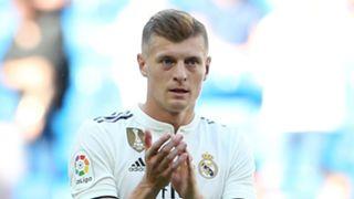 Toni Kroos Real Madrid 2018-19